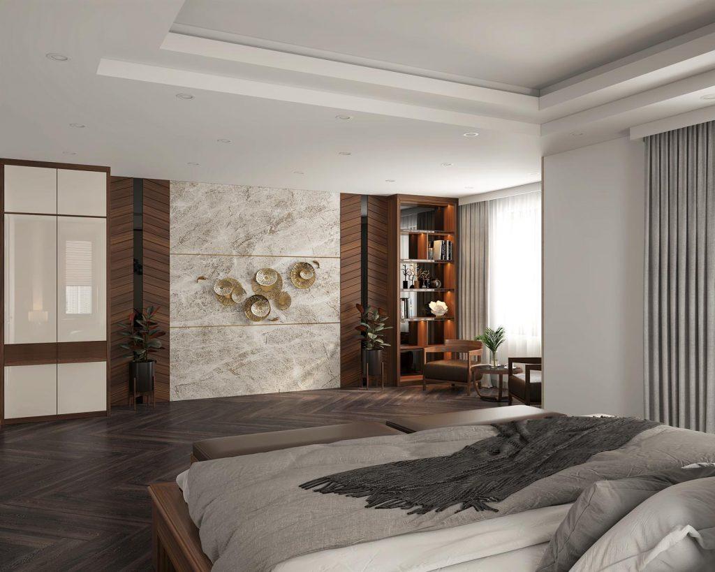 10 mẫu thiết kế nội thất phòng ngủ