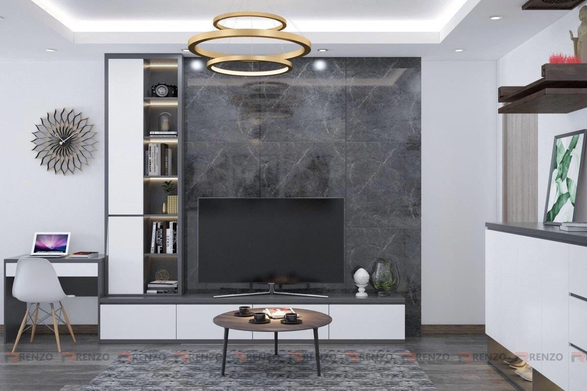 Thiết kế nội thất chung cư Bắc Ninh