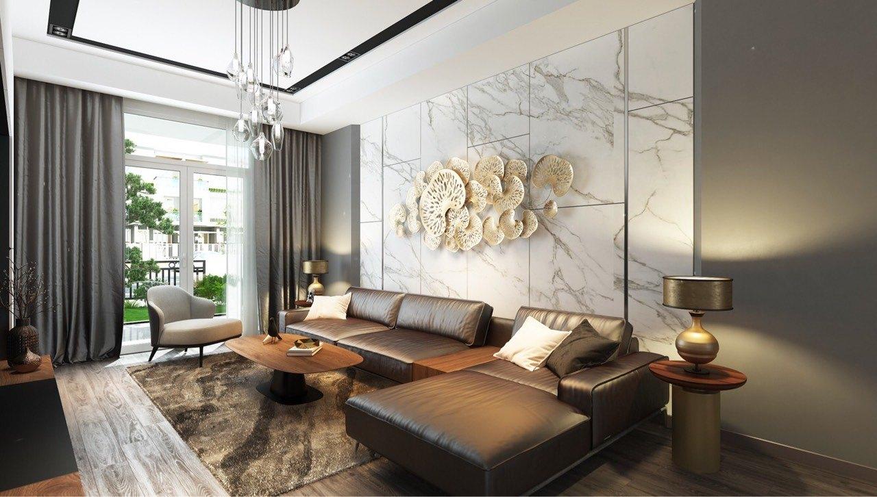 Cải tạo và hoàn thiện nội thất biệt thự Ciputra