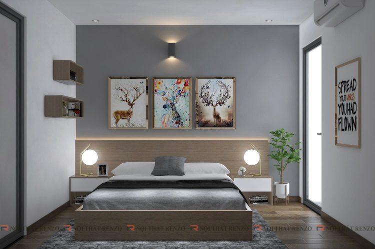 Thiết kế nội thất Căn hộ Mr. Hiếu - Quảng Ninh