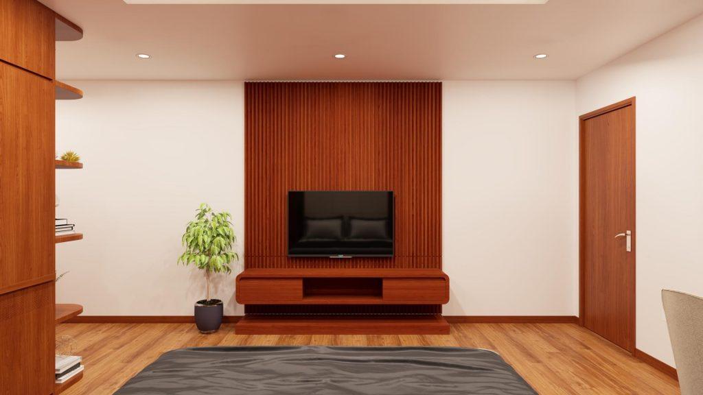 Thiết kế nội thất chung cư Bắc Ninh- Mr Quang