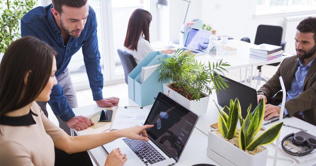 5 Xu hướng thiết kế Biophilic - Mang thiên nhiên vào văn phòng và nhà ở