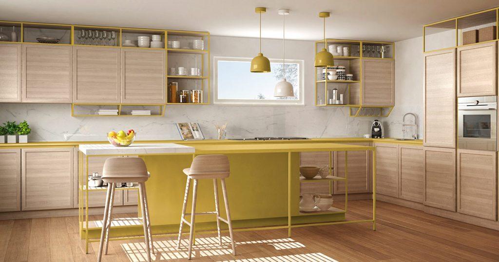 Xu hướng nhà bếp năm 2021 bạn sẽ thấy trong năm tới