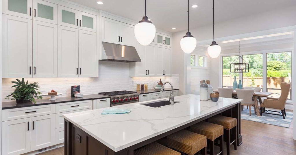 5 sai lầm bạn thường mắc phải khi thiết kế phòng bếp